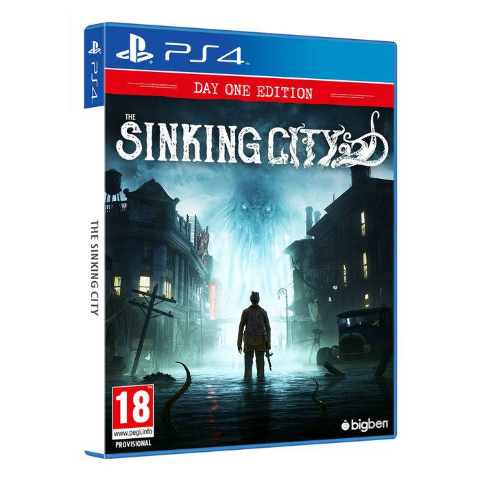 Big Ben The Sinking City - Day One Edition - PS4