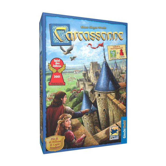 It-Why CARCASSONNE