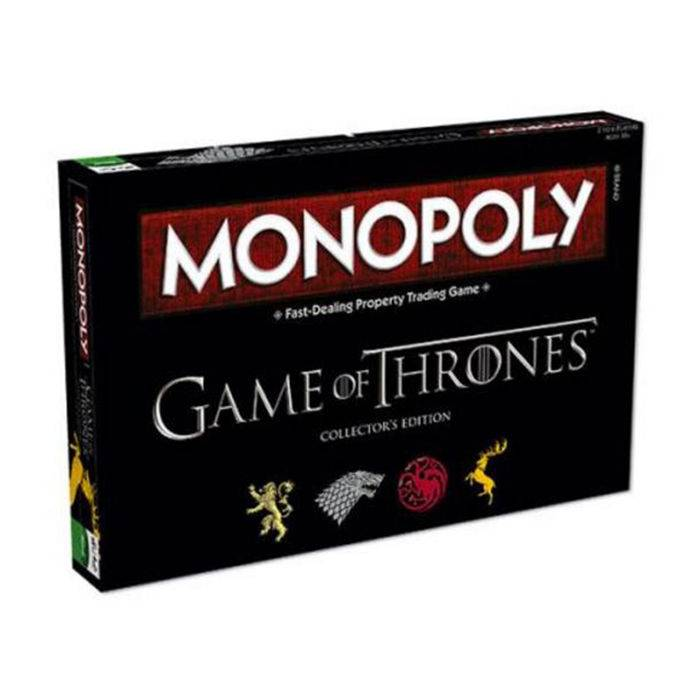 It-Why TRONO DI SPADE MONOPOLY