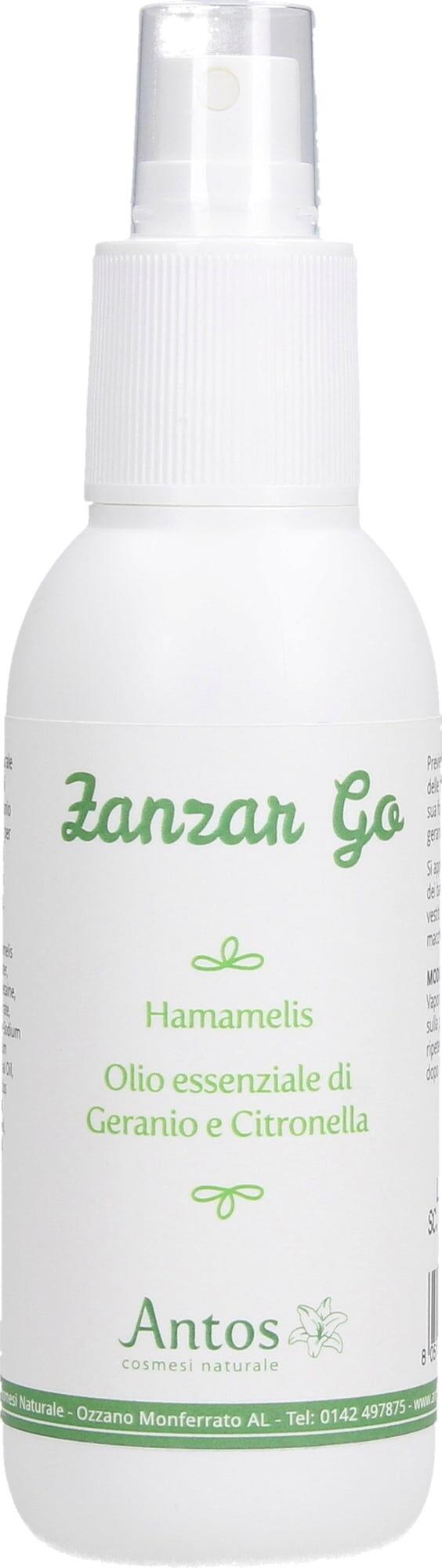 Antos Zanzar Go - 125 ml