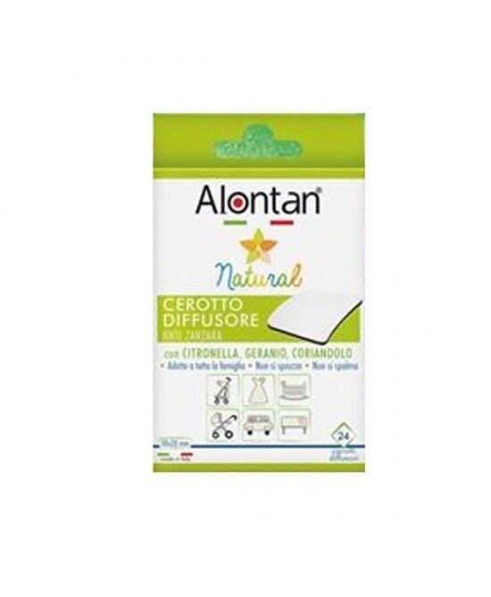 Pietrasanta Pharma Spa Alontan Natural Cerotto Anti Zanzare