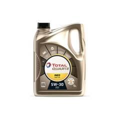 TOTAL Olio motore QUARTZ INEO LONGLIFE 5W30 - 5 Litri  (213819)