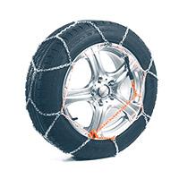 bolk 2 catene da neve in acciaio tradizionali a tensionamento manuale 7mm bolk 100  (bol-h070043)