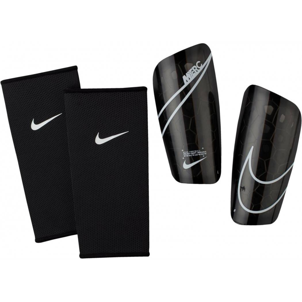 Nike Parastinchi Nike Mercurial Lite - Colore - Nero Xs