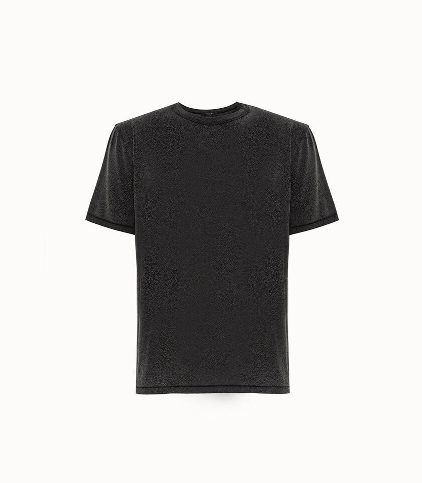 mouty t-shirt tinta unita