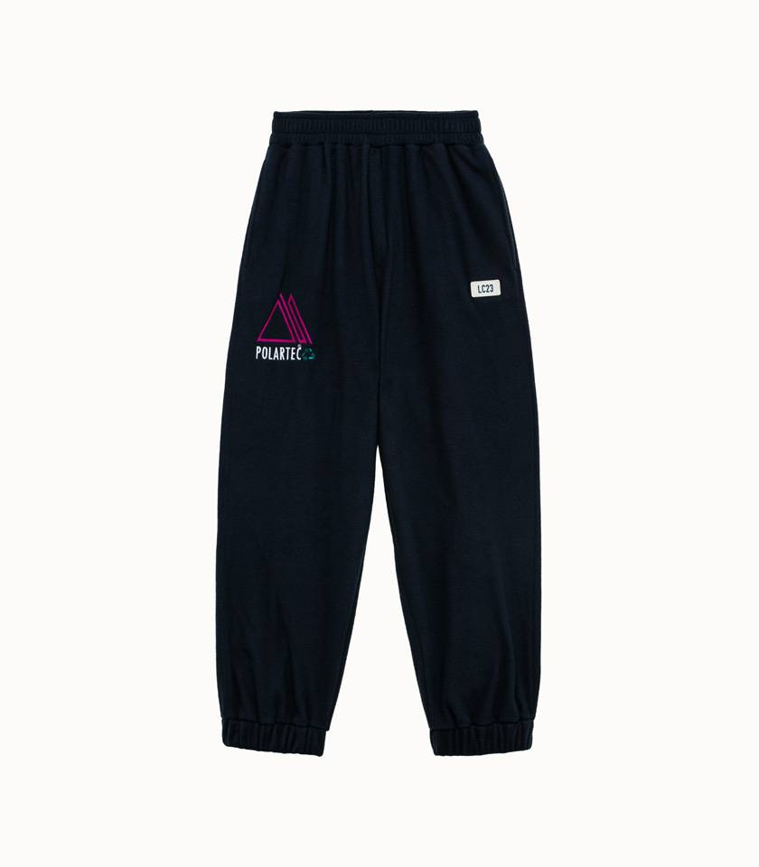 lc23 pantalone joggers polartec in pile