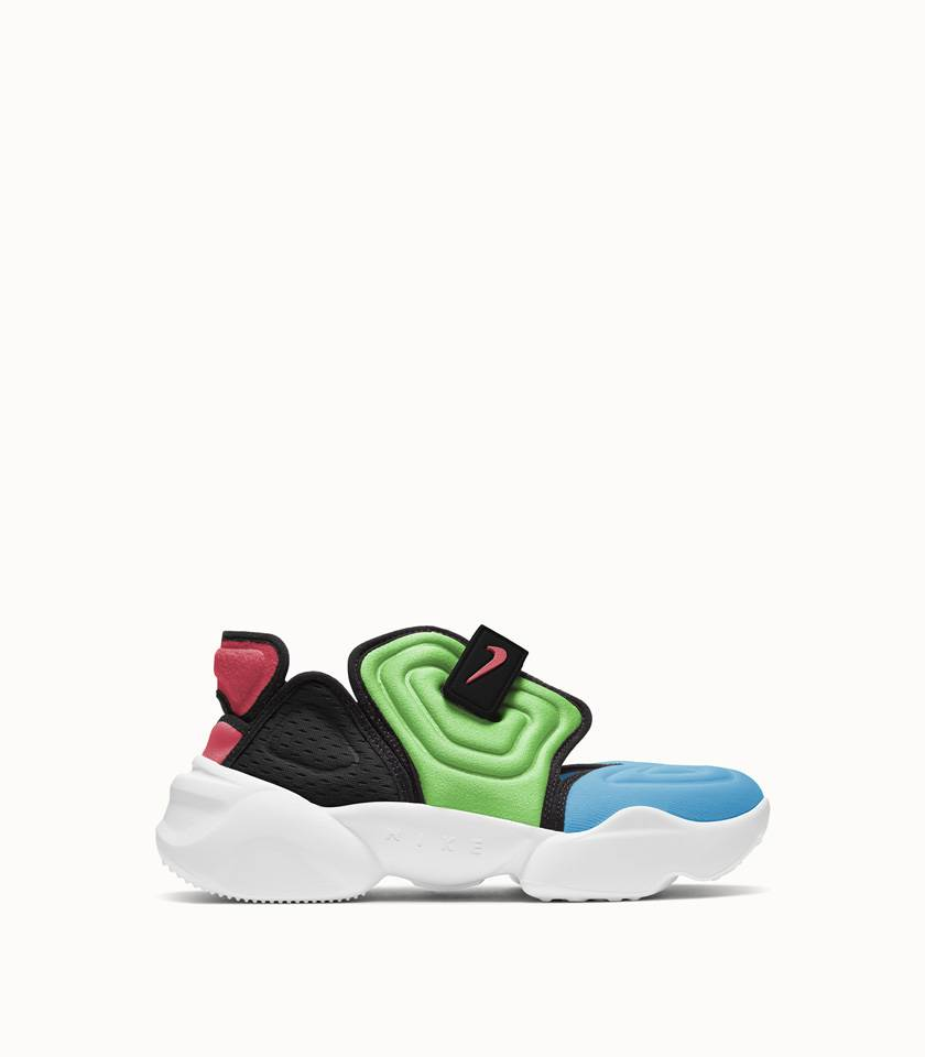 Nike sneakers aqua rift multicolore