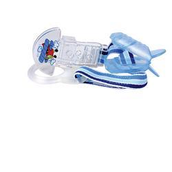 baby italia mam clip & cover - salva succhietto con custodia 1 pezzo (0+ mesi)