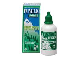 coswell spa pumilio forte - essenza naturale balsamica flacone da 40 ml
