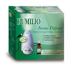 coswell spa pumilio aroma diffuser - diffusore di vapori balsamici naturali 1 umidificatore e 1 olio essenziale da 10 ml