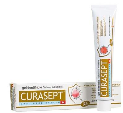 curasept dentifricio 0,20 trattamento protettivo con ads 75ml