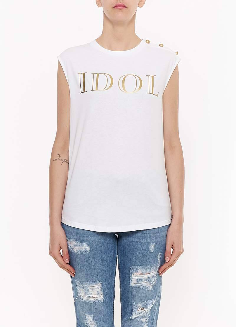 KATE T-shirt casual con lettering