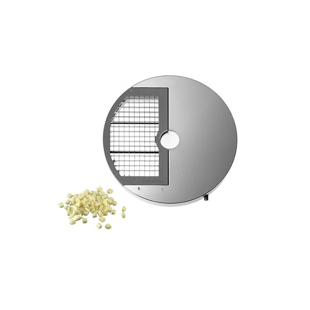 Mec Disco per Cubetti Mec 8x8 mm (da abbinare con coltello P5/P8)