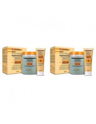 lacote srl guam doppia convenienza fanghi 2 kg + 2 tubi crema gel 250 ml