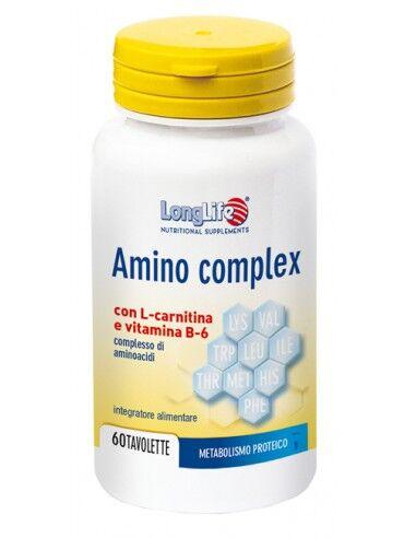 Phoenix Longlife Amino Complex 60 Tavolette