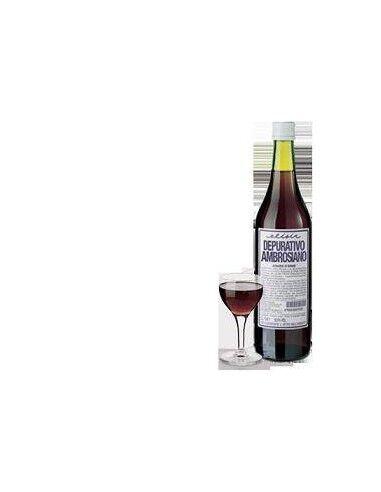 pool pharma srl elisir depurativo ambrosiano 750 ml