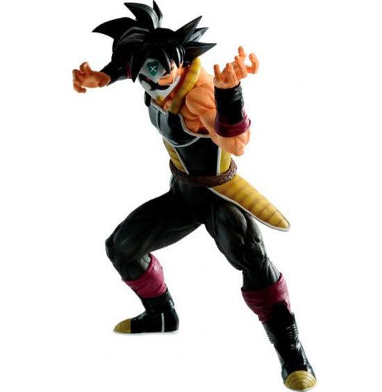 Gadget Figure Dragon Ball Heroes Saiyan Mascherato (Ichibansho)