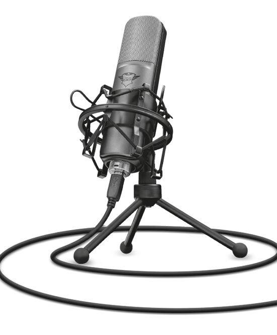 nd microfono trust gxt 242 lance