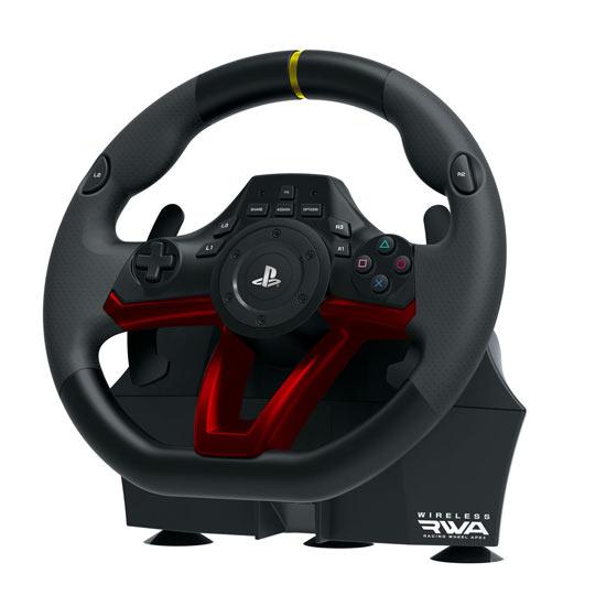 PC Volante HORI RWA: Wireless Racing Wheel Apex