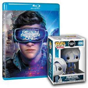 X-Joy Ready Player One + Funko Pop!