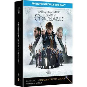 Gadget Animali Fantastici 2: I Crimini di Grindelwald (Blu-Ray + Penna Bacchetta Magica)