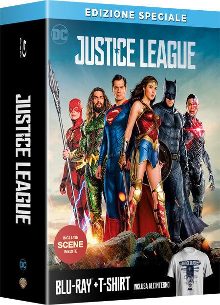Warner Bros Interactive Entertainment Justice League Edizione Speciale con T-Shirt