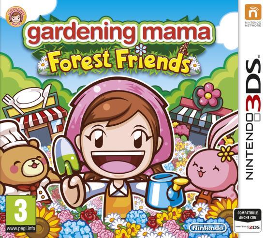 Majesco Gardening Mama: Forest Friends