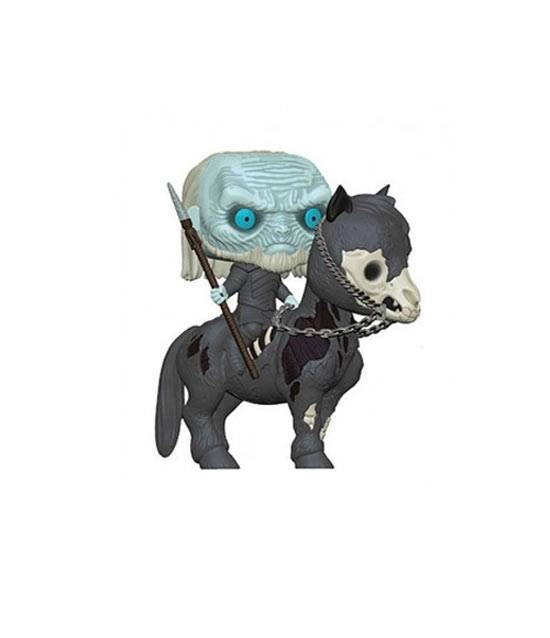 Funko Pop! White Walker a Cavallo (Il Trono di Spade)