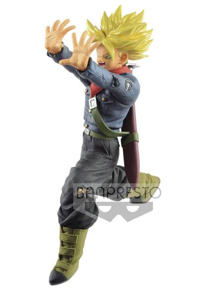 Banpresto Figure Dragon Ball Super Super Saiyan Trunks Del Futuro (Galick Gun)