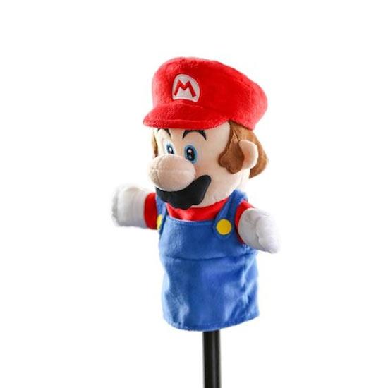ND Peluche Super Mario Mario Burattino