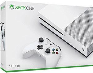 Microsoft Xbox One S Bianca 1TB