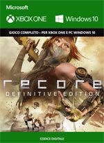 Microsoft ReCore Definitive Edition
