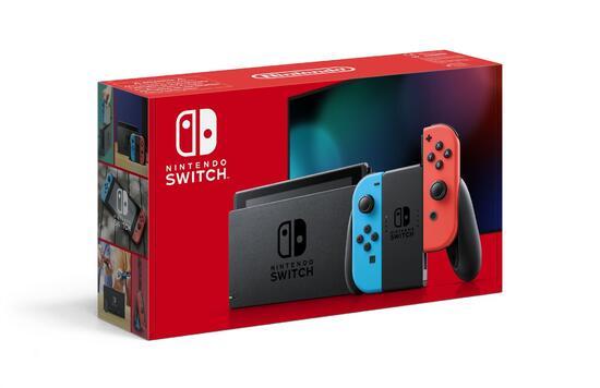 Nintendo Switch Nuovo Modello Color Neon