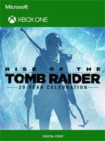Microsoft Rise Of The Tomb Raider 20 Year Celebration