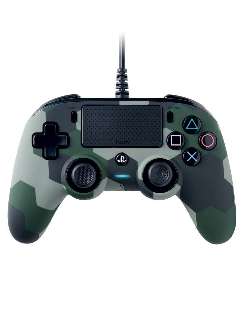 Nacon Wired Compact Controller PS4 (Camouflage)