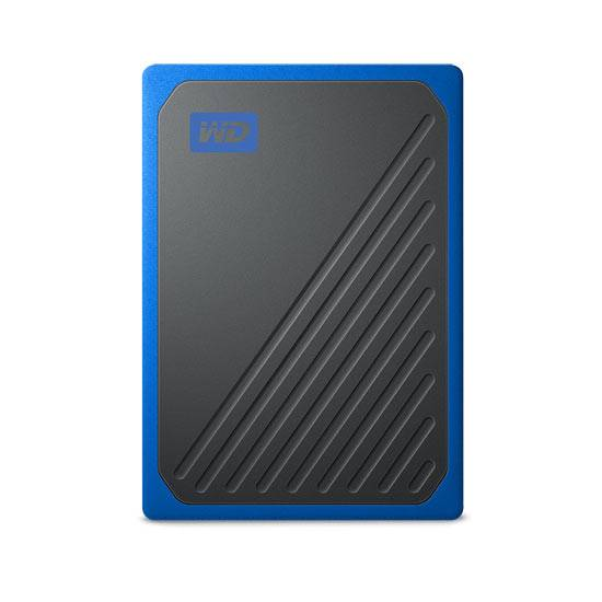 Accessori SSD 500GB Portatile Blu