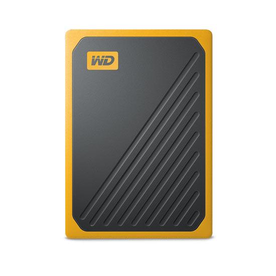 Accessori SSD 500GB Portatile Ambra