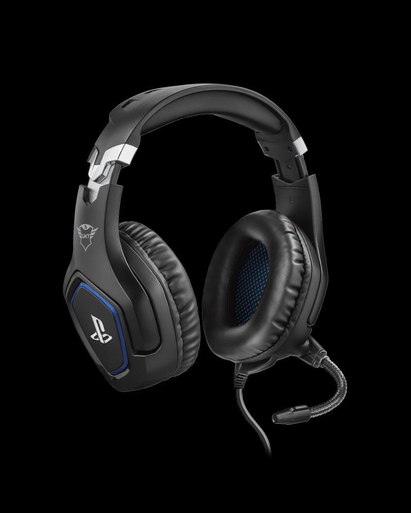 ps4 headset trust gxt 488 forze