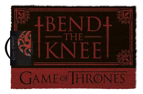 Gadget Zerbino Game Of Thrones Bend The Knee