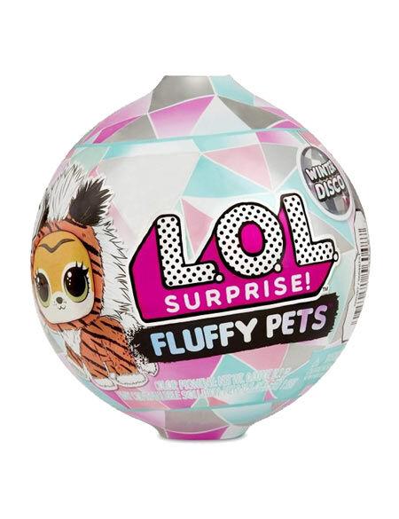 Giochi Preziosi L.O.L Surprise Fluffy Pets (Winter Disco)