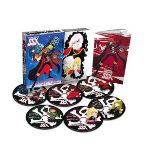 Koch Media DVD Capitan Harlock Ssx: Rotta Verso l'Infinito (Collectors Edition) (6 DVD)