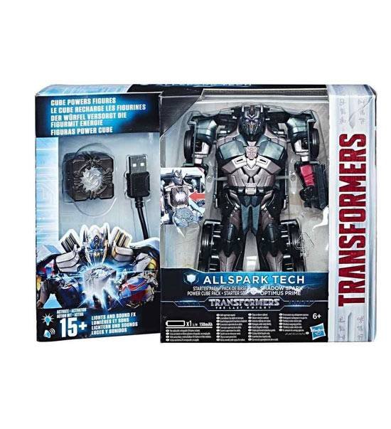 ND Starter Pack Transformers Shadow Spark Optimus Prime