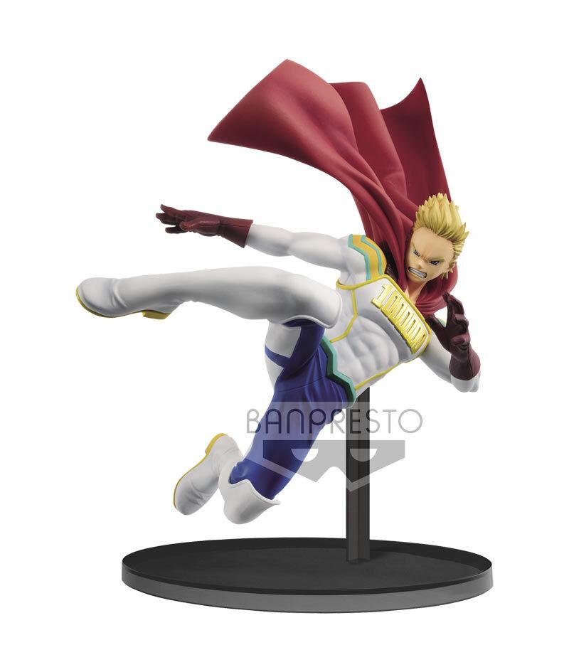 "Banpresto Figure My Hero Academia Mirio Togata ""Lemillion"" (The Amazing Heroes Vol. 8)"