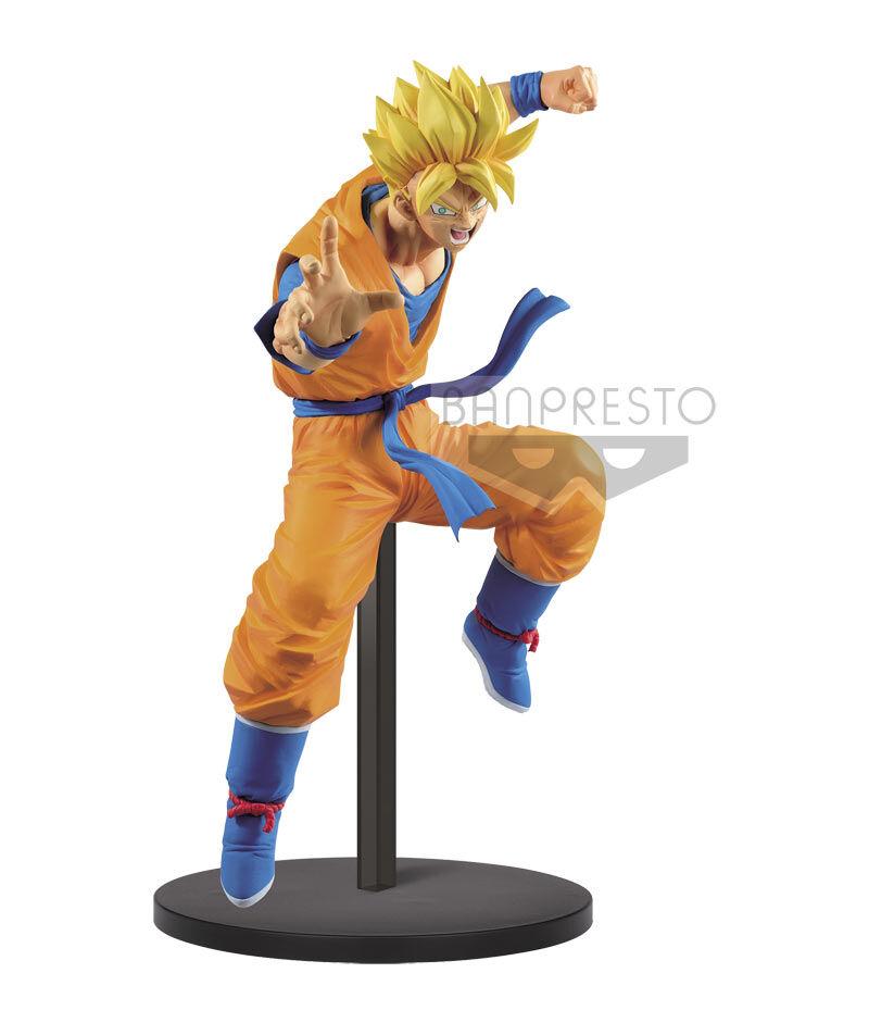 Banpresto Figure Dragon Ball Legends Son Gohan Super Saiyan (Collab)