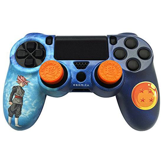 ps4 grips & cover dualshock dragon ball super
