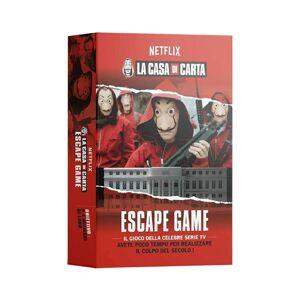 Gadget La Casa Di Carta: Escape Game Gioco Da Tavolo