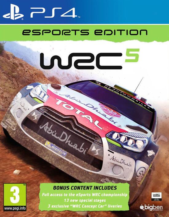 bigben wrc 5 esports edition