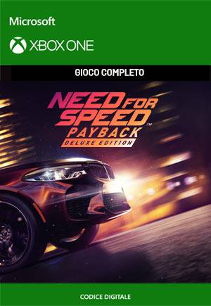 electronic arts need for speed: payback deluxe edition upgrade