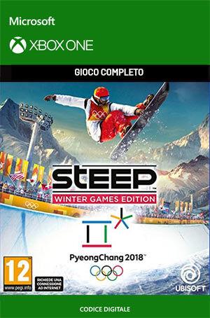 ubisoft steep: winter games edition