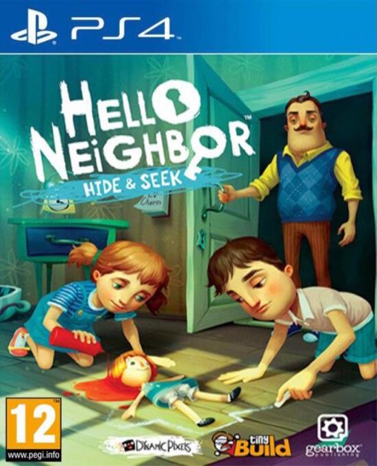 gearbox software hello neighbor: hide & seek